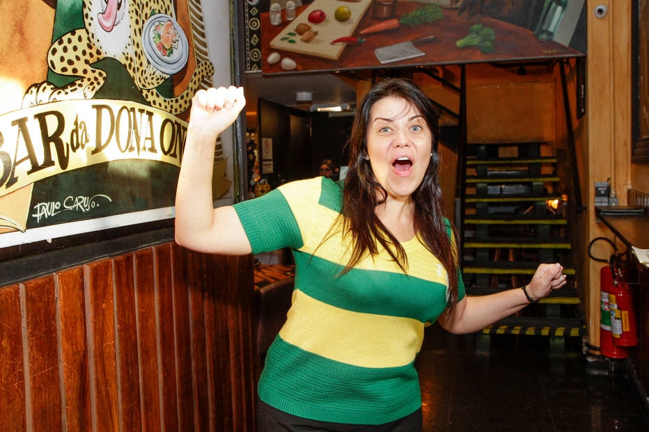 Ronda pelos bares do centro e itaim para sentir clima de copa no in cio do jogo entre brasil x - Bares en ronda ...