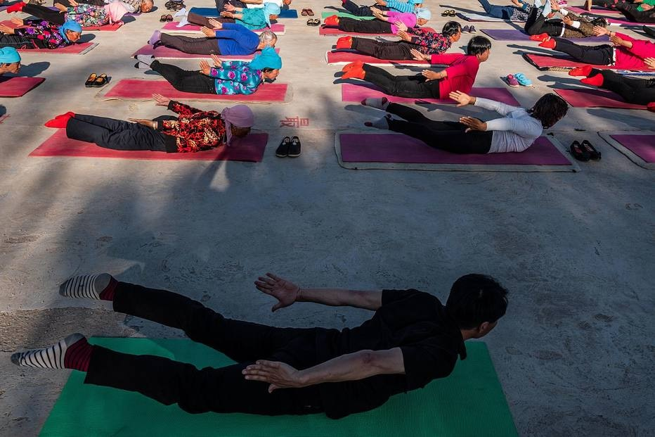 China ioga