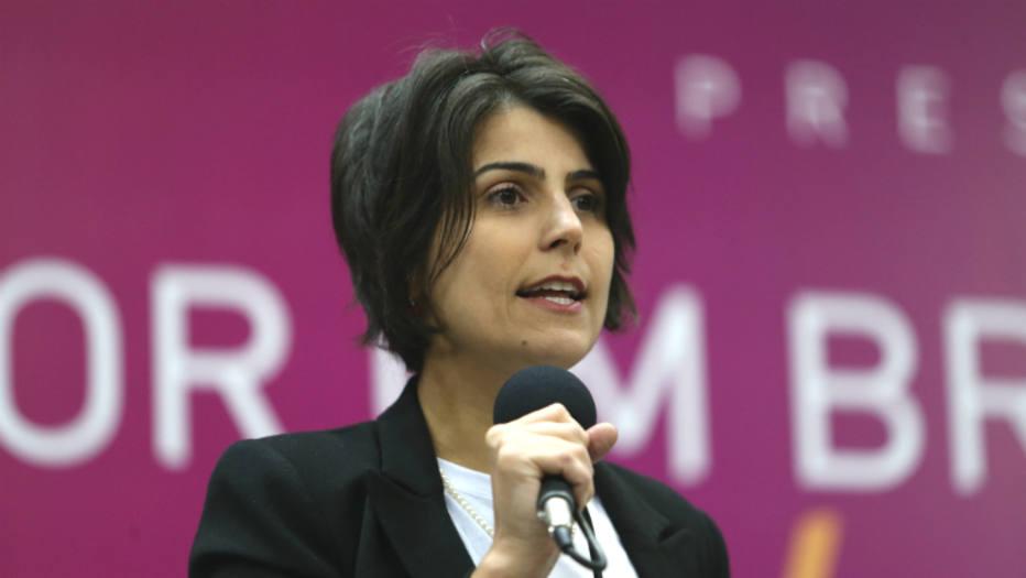 PCdoB oficializa candidatura de Manuela D