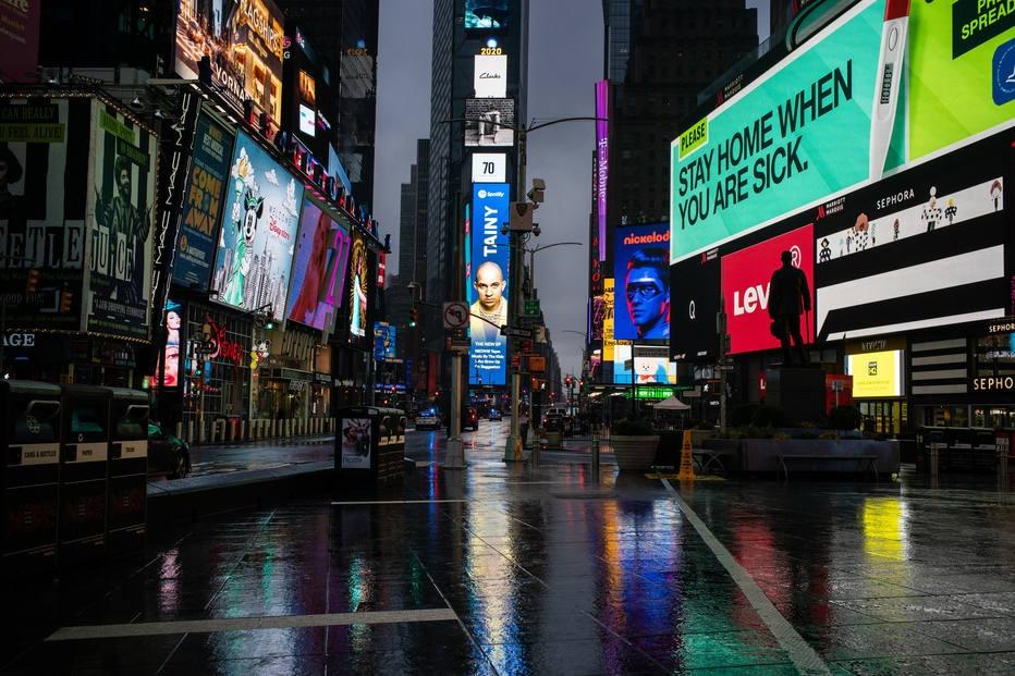Nova York coronavírus