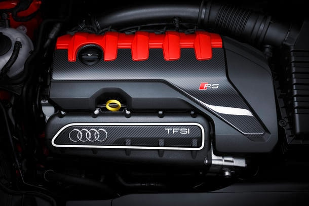 Audi RS 3 Sedã 2018