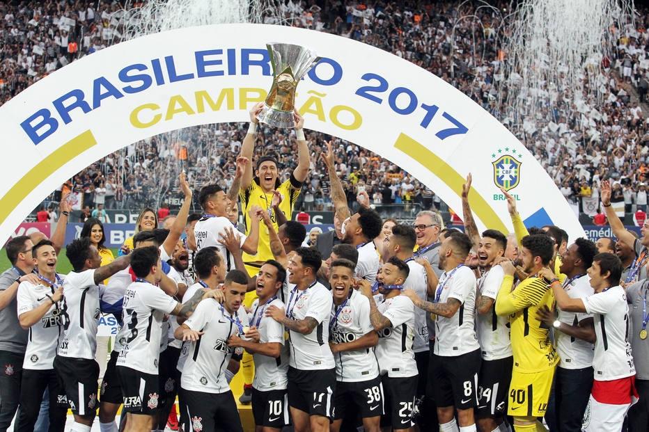 22a147b363 Brasileirão é o 3º torneio mais forte do mundo