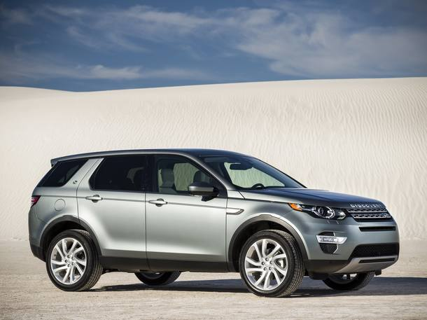 3º Land Rover Discovery/Discovery Sport