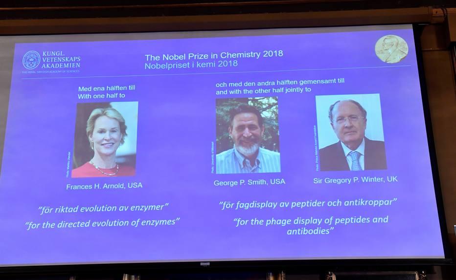 Prêmio Nobel de Química