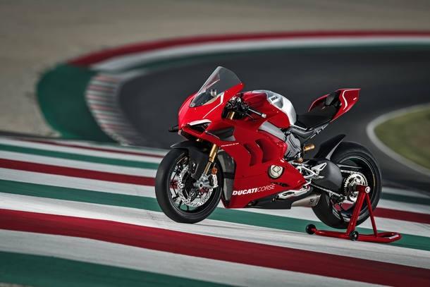 Ducati Panigale V4 R é lançada no EICMA 2018