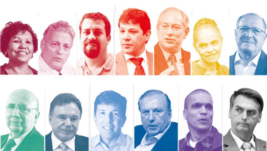 Presidenciáveis - Com Fernando Haddad