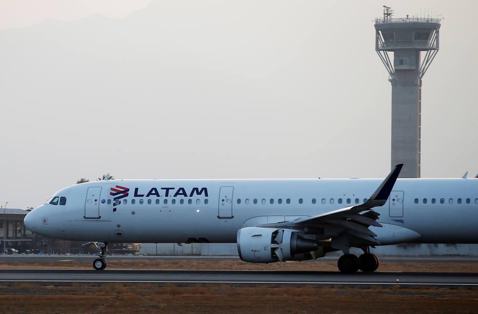 No ranking das companhias aéreas, a Latam foi considerada a 6ª melhor aérea do mundo