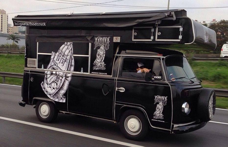 Riscos De Um Food Truck
