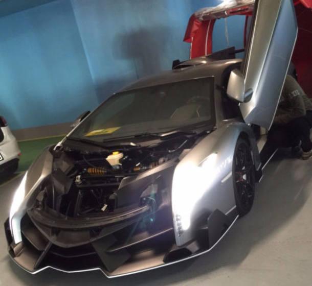 Lamborghini Veneno A Venda Por R 40 Mi Jornal Do Carro Estadao