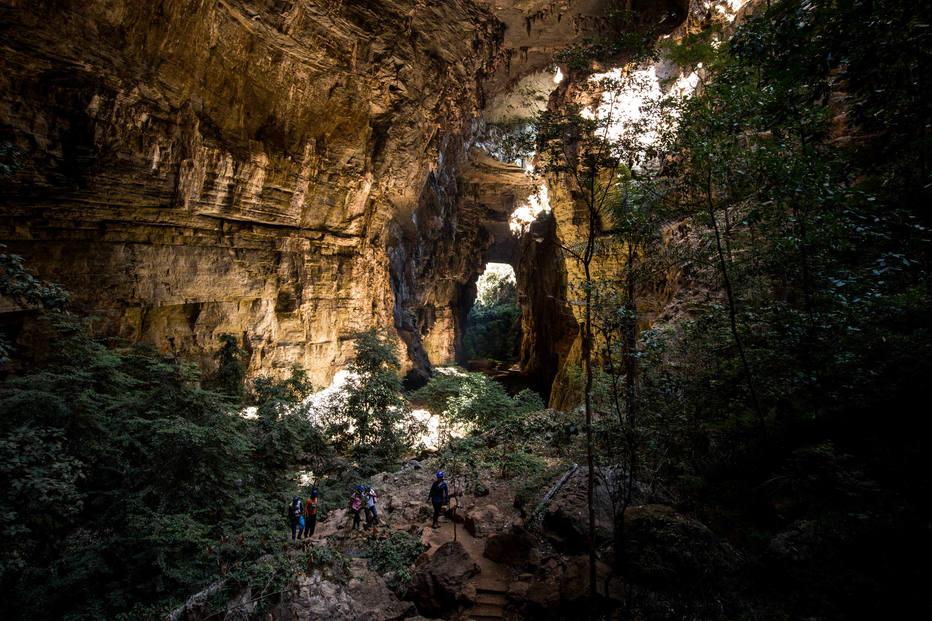 Parque Cavernas do Peruaçu