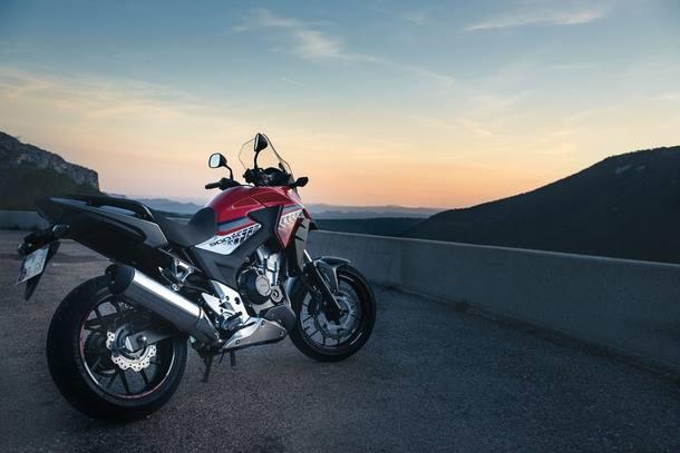 Novas Honda CB500X e NC750X