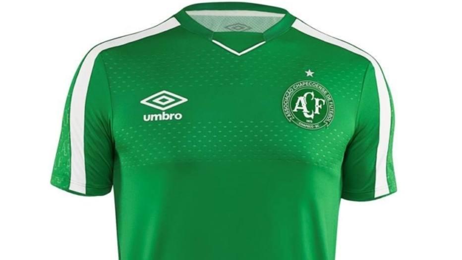 293a9d52f49c8 Chapecoense lança novos uniformes com tema