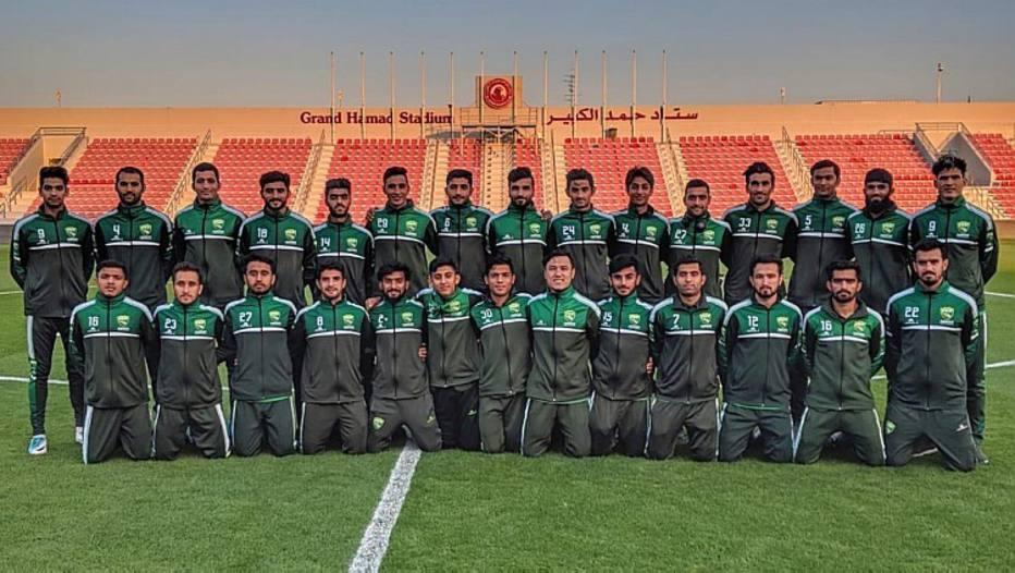 Seleção do Paquistão tem como adversário o Camboja Foto: Arquivo Pessoal/José Antônio Nogueira