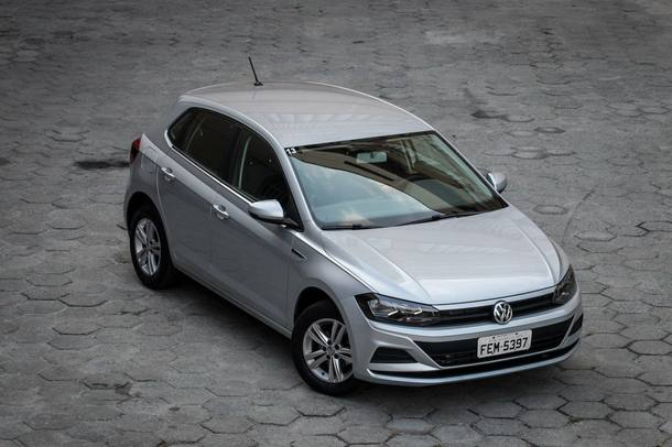 7º - Volkswagen Polo