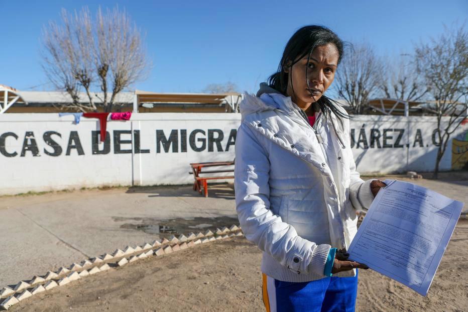 Imigração - brasileiros - México