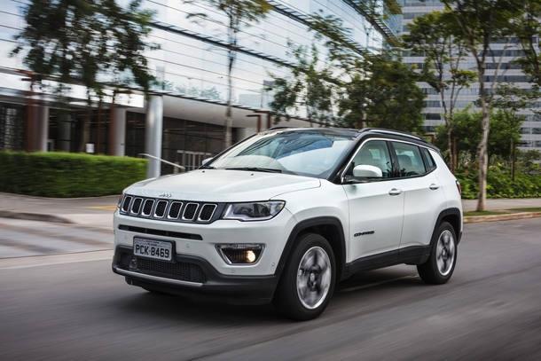 Os SUVs mais vendidos do primeiro trimestre de 2018