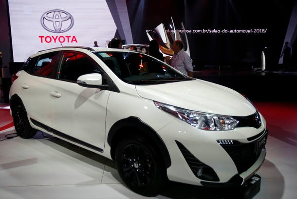 Toyota Yaris Way
