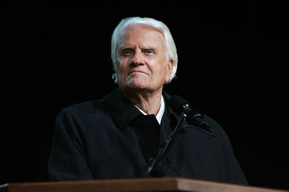 Morre aos 99 anos Billy Graham, o pastor mais ouvido da história