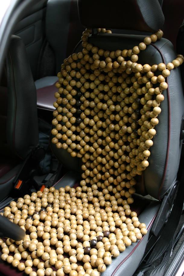 Acessórios esquisitos em carros