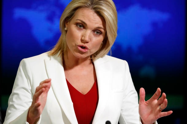 Heather Nauert - EUA - ONU