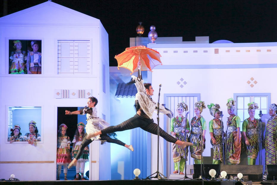 Peça natalina 'Baile do Menino Deus' completa 25 anos