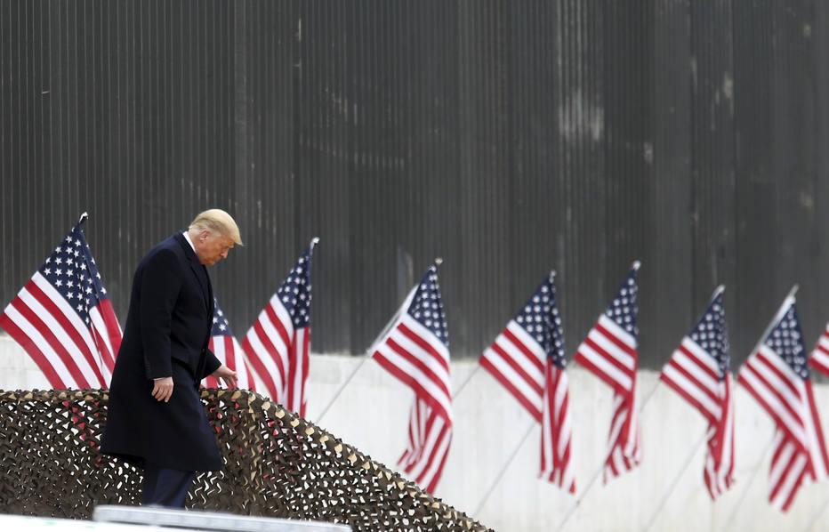 EUA - Donald Trump - muro
