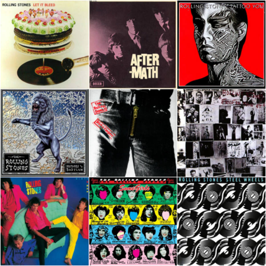 Discografia dos Rolling Stones, comentada e ranqueada ...