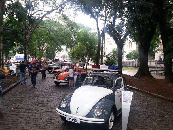 Coleção de Carros de Polícia do Estado de SP
