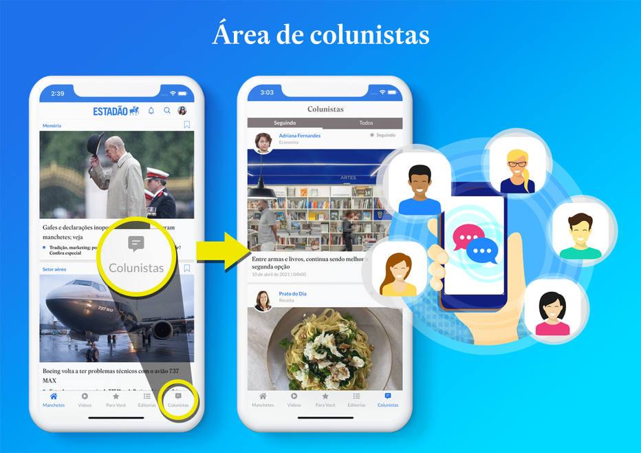 App do Estadão