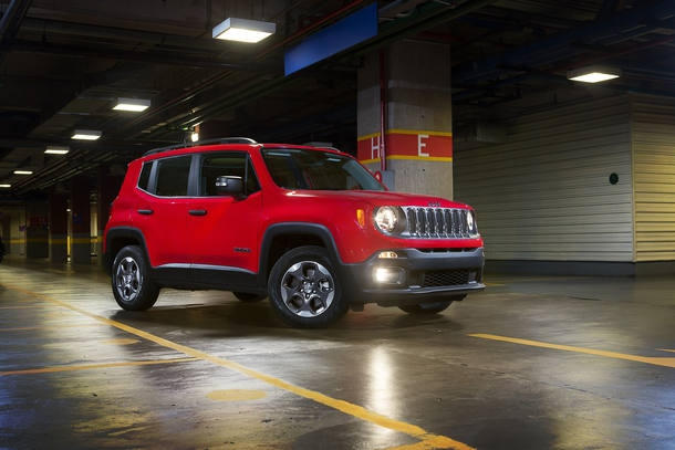 Jeep Renegade 1.8