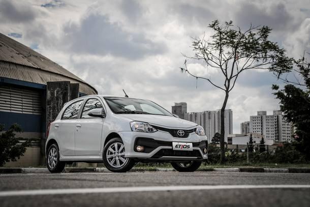 Os carros mais vendidos em julho de 2017