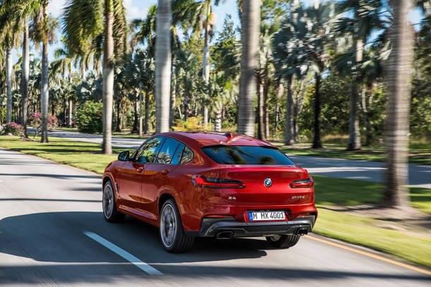 Novo BMW X4
