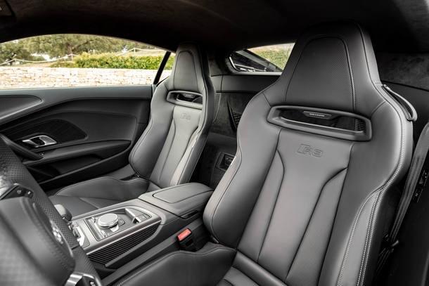 Novo Audi R8 2019