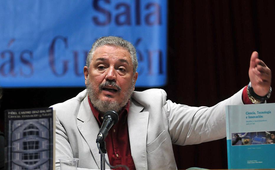 Fidel Castro Diaz-Balart, filho mais velho do ex-líder cubano, suicidou-se