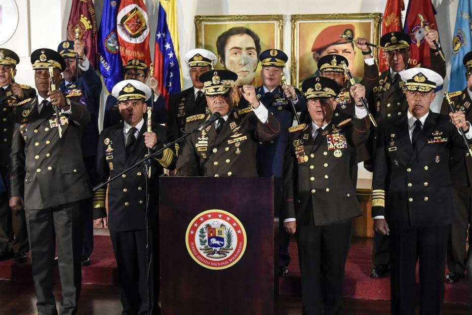 Para especialista, Forças Armadas da Venezuela são pragmáticas -