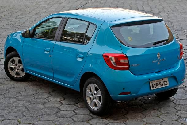 Os carros mais vendidos no Brasil em março