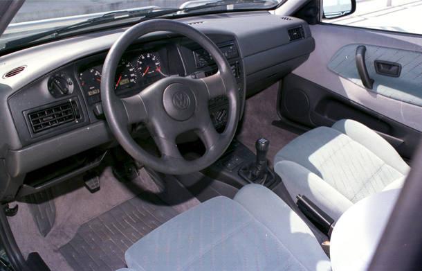 Teste das antigas: VW Santana Exclusiv