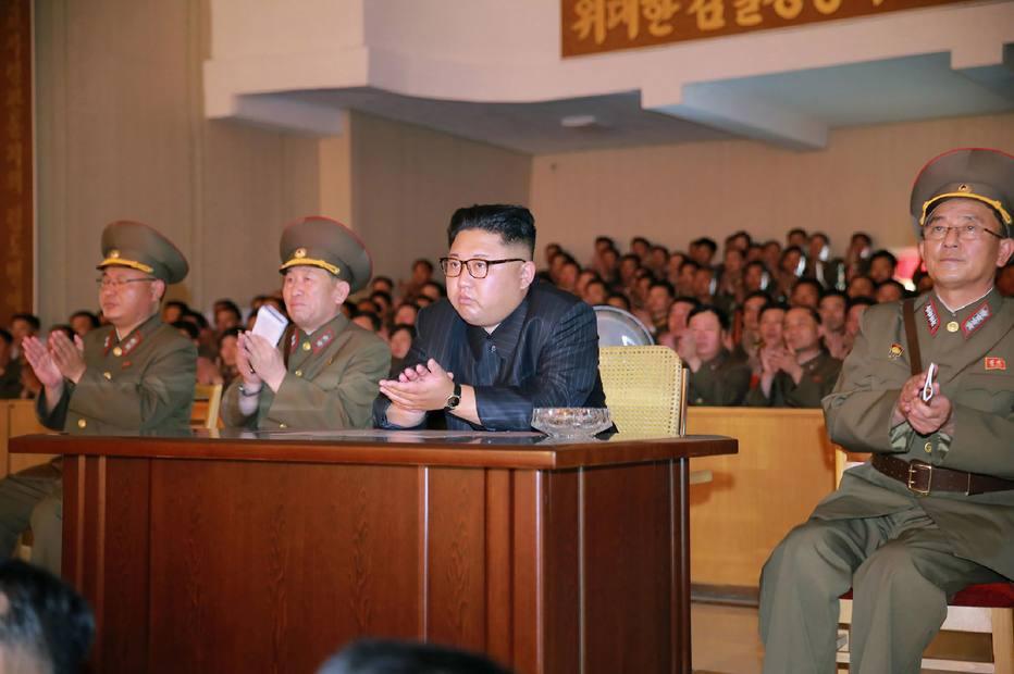 Coreia do Norte - Kim Jong-un