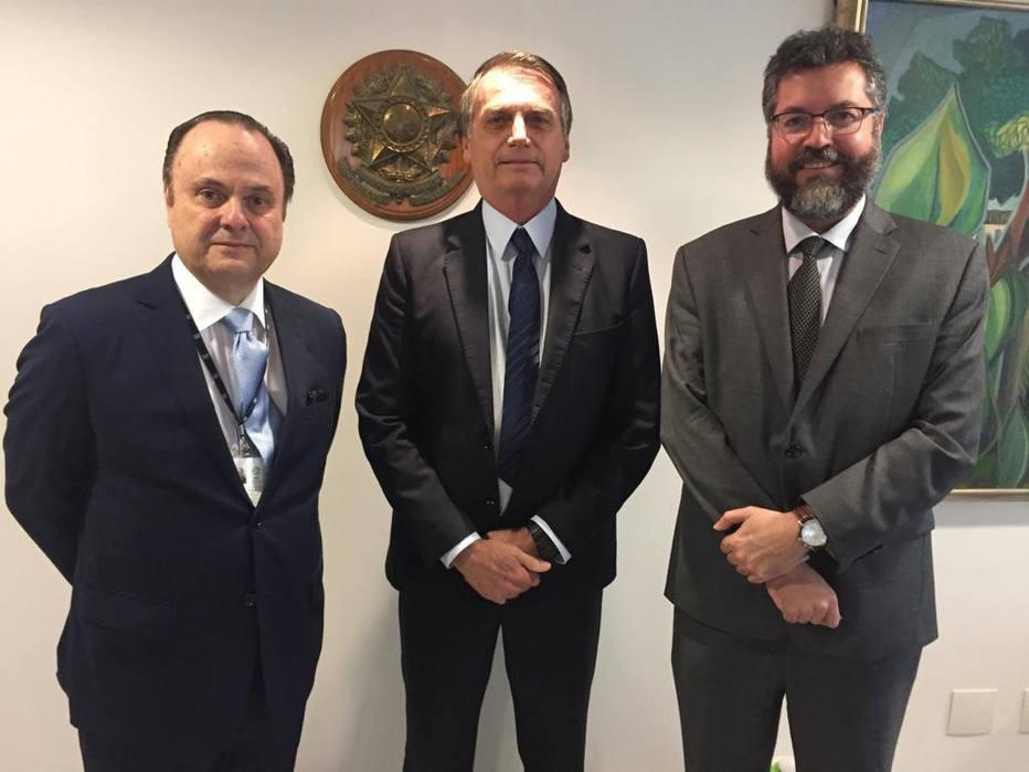 Bolsonaro Apex