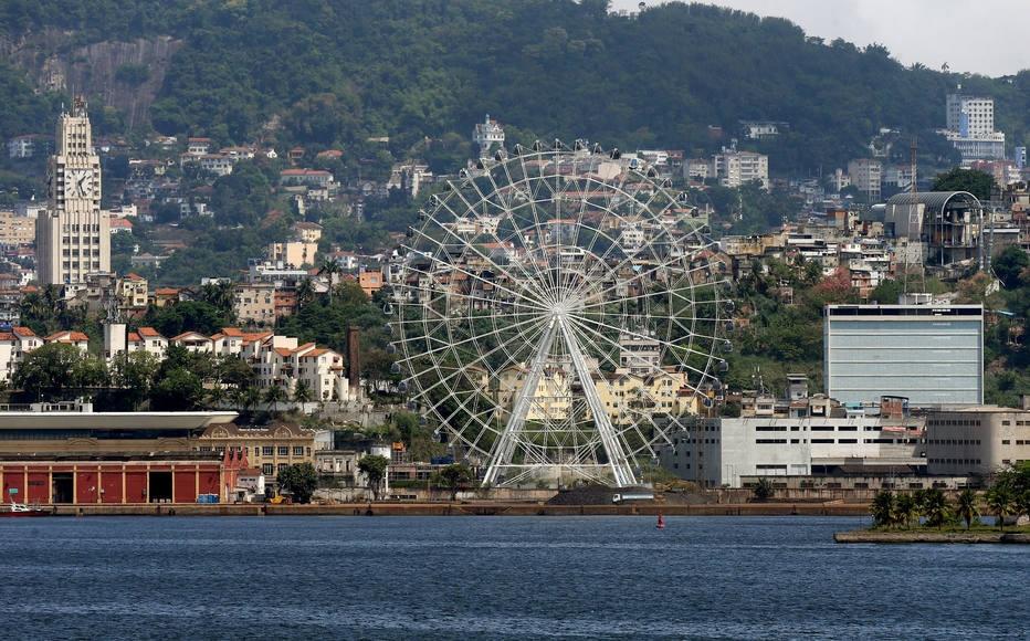 Roda-gigante Rio Star