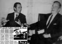 <a href='http://acervo.estadao.com.br/pagina/#!/19881109-34881-nac-0008-999-8-not/busca/Bush' target='_blank'>Eleição: 1988</a>/ Partido: Republicano  George Bush com o presidente Fernando Collor,18/06/1991