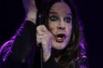 O canto Ozzy Osbourne durante apresentação da sua turnê Scream, no Arena Anhembi, São Paulo, SP, 02/4/2011.