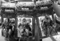 Coleção Masters of the Universe.