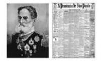 O marechal<a href='http://https://acervo.estadao.com.br/noticias/personalidades,deodoro-da-fonseca,928,0.htm' target='_blank'>Deodoro da Fonseca</a>proclamou a<a href='http://https://acervo.estadao.com.br/noticias/topicos,proclamacao-da-republica,790,0.htm' target='_blank'>República</a>e chefiou o governo provisório até janeiro de 1891, quando foi<a href='http://https://acervo.estadao.com.br/pagina/#!/18910227-4800-nac-0001-999-1-not/busca/eleito' target='_blank'>eleito indiretamente</a>o primeiro Presidente do Brasil.