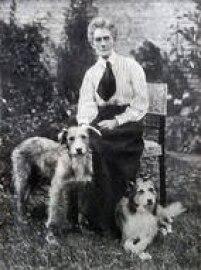Fotografia de Edith Cavell usada na publicidade de guerra aliada