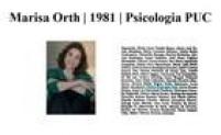 Veja<a href='http://acervo.estadao.com.br/pagina/#!/19810130-32480-nac-0018-999-18-not/busca/Marisa+Domingos+Orth' target='_blank'>lista completa</a>dos vestibulandos