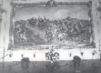 Quadro Independência ou Morte, de Pedro Américo, parte do acervo do Museu do Ipiranga.