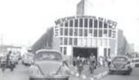 Fachada do<a href='http://acervo.estadao.com.br/noticias/lugares,mercado-da-lapa,7887,0.htm' target='_blank'>Mercado Municipal da Lapa</a>, zona oeste da capital paulista, 9/12/1976. O mercado,<a href='http://acervo.estadao.com.br/noticias/acervo,como-era-sao-paulo-sem-o-mercado-da-lapa,9316,0.htm' target='_blank'>inaugurado em 1954</a>, é tombadopelo Conselho Municipal de Preservação do Patrimônio Histórico (Conpresp)