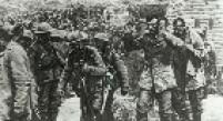 Imagem histórica da Primeira Guerra mundial (1914-1918)