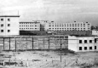 Vista externa da Casa de Detenção de São Paulo, localizada na zona norte da capital paulista.